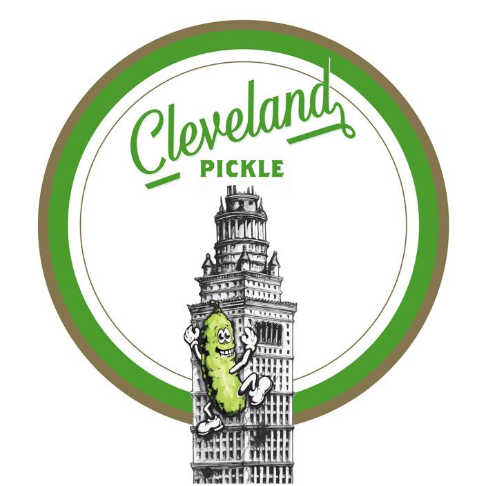 Cleveland Pickle Logo
