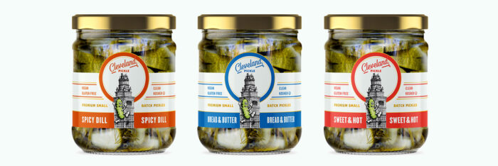 Cleveland Pickle Mix and Match 3 Pack