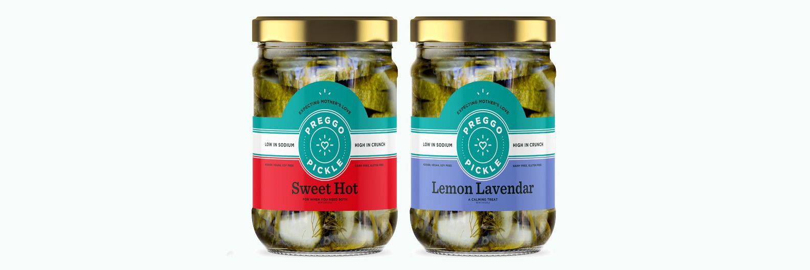 Preggo Pickle Mix and Match 2 Pack