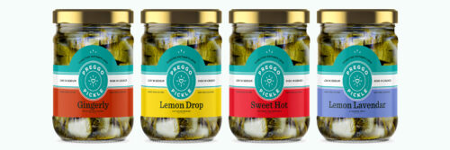 Preggo Pickle Mix and Match 4 Pack