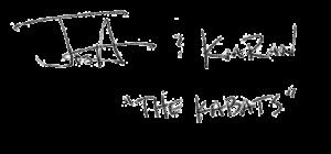 kabat signature